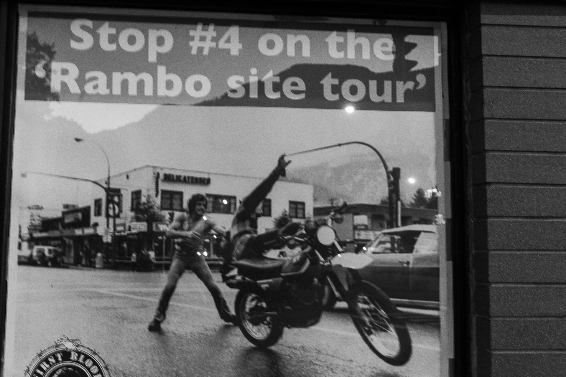 Rambo Tours in Hope