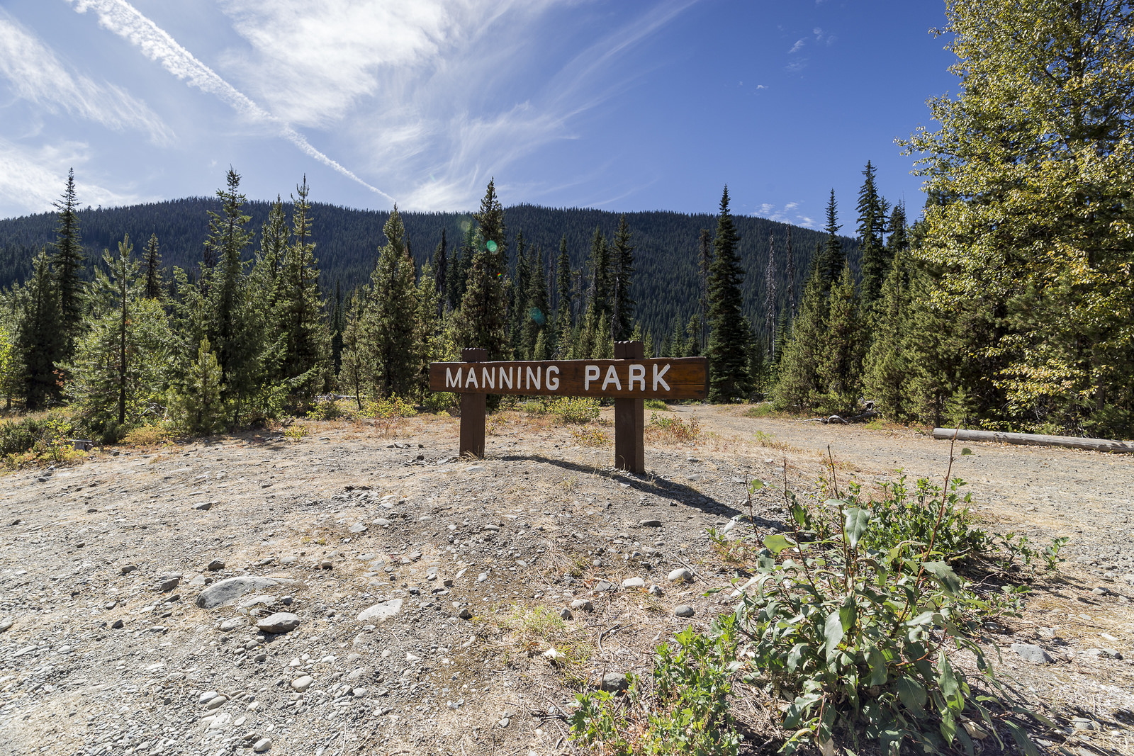 Manning Provincial Park, Canada